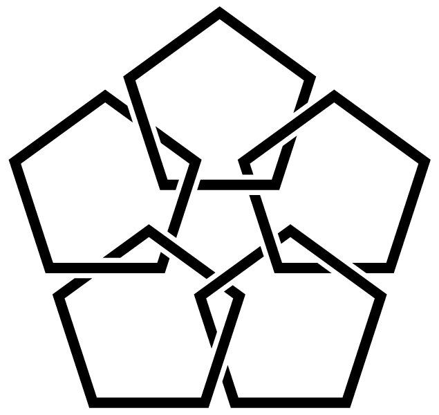 Five-interlinked-pentagons1.png